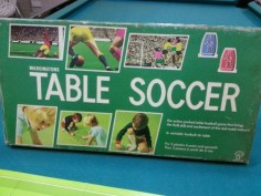 "The ""Original Table Soccer"", from Waddingtons"