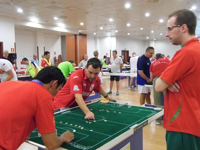 2 Spore vs Spain