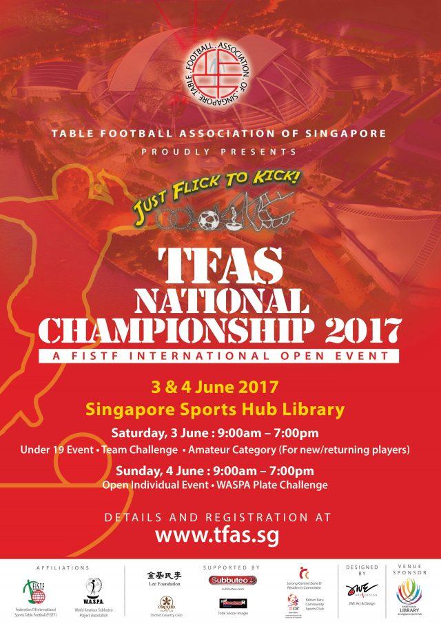 TFAS National Championship 2017