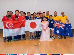 Japan, Singapore and Australia standing proudly at Asian Cup 2017