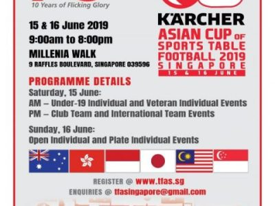 Asian Cup 2019 poster